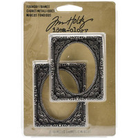 Tim Holtz Idea-ology: Foundry Frames