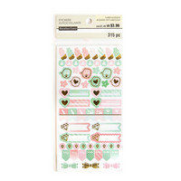 Recollections Planner Stickers:  Uptown Chic Icon - tarrapakkaus