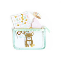Uptown Chic Dog Pouch Kit  - pakkaus