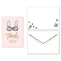 Lady Jayne Notecards & Envelopes: Thanks for your support