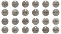Tim Holtz Idea-ology: Typed Tokens