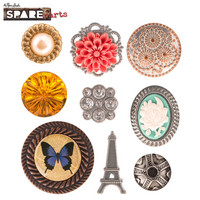 Spare Parts Vintage Trinkets 3 Brad Assortment
