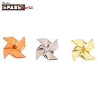 Spare Parts Pinwheel Brads