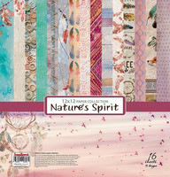 Nature's Spirit 12x12 Double - paperikokoelma