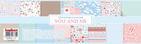You & Me 12x12 - paperikokoelma