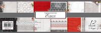 Elegy 12x12 - paperikokoelma