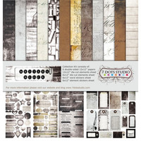 Writer's Block 12x12 Collection Kit - kokoelma