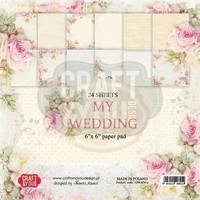 My Wedding 12x12 - paperikokoelma