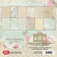 Wedding Garden 12x12 - paperikokoelma