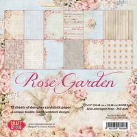 Rose Garden 12x12 - paperikokoelma