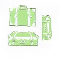 Leabilities: Suitcases -stanssisetti