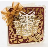 Rococo Christmas Present -stanssi