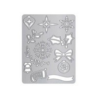Rococo Mini Wreath Decorations -stanssi