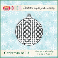 Craft & You: Christmas Ball 2 -stanssi