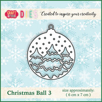 Craft & You: Christmas Ball 3 -stanssi