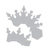 Sizzix Bigz: Snowflake Centerpiece -stanssi