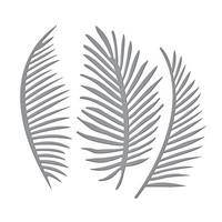 Palm Fronds - stanssisetti