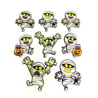 Halloween Puffy Stickers: Mummy
