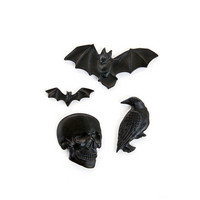 Halloween Resin Embellishments