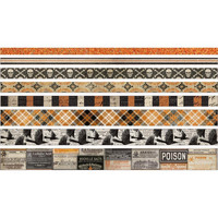 Tim Holtz Design Tape: Halloween
