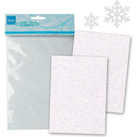 Snow Paper A5