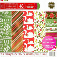Craft Smith: Always Christmas 12x12 - paperilehtiö