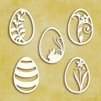 Eggs 1 -chipboardpakkaus
