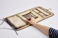 Gorjuss Craft Storage Wrap - säilytyslaukku