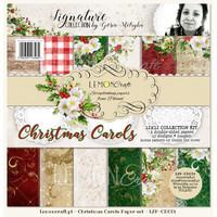Christmas Carols 12x12 - paperikokoelma