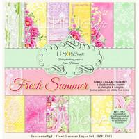 Fresh Summer 12x12 - paperikokoelma