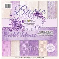 Violet Silence Basic 12x12 - paperikokoelma
