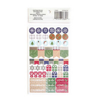 Recollections Planner Stickers: Whistler- tarrapakkaus