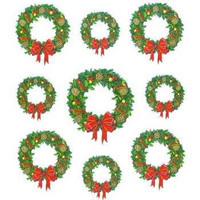 Stickabilities: Christmas Wreath - tarrapakkaus