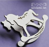 Rocking Horse 3D - leikekuviopakkaus