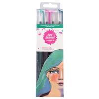 Jane Davenport Mermaid Markers: Shimmering Sky - kynäpakkaus