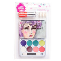 Jane Davenport Eye Chalk Pastel Set