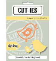 Cut-ies: Spring Bird - stanssisetti