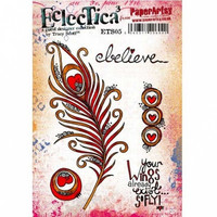 Eclectica by Tracy Scott Ezmount A5: Feather - leimasinsetti
