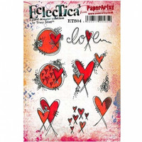 Eclectica by Tracy Scott Ezmount A5: Love - leimasinsetti