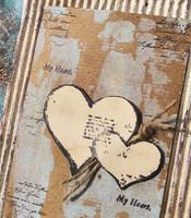 Eclectica by Sara Naumann Ezmount A5: Love - leimasinsetti
