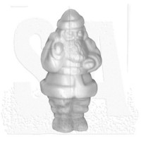 Tim Holtz Idea-ology: Salvaged Santas