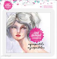 Jane Davenport Aquapastels - väriliidut