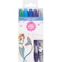 Jane Davenport Sparkle Markers: Cool Seas - kynäpakkaus