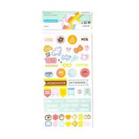Recollections Planner Stickers:  Lollipalooza Activity - tarrapakkaus