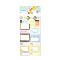 Recollections Planner Stickers:  Lollipalooza TV Movie Book - tarrapakkaus