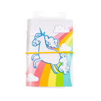 Lollipalooza Unicorn Washi Wallet
