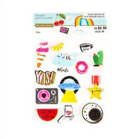 Dimensional Stickers: Modern Pop Ufo  -tarrapakkaus