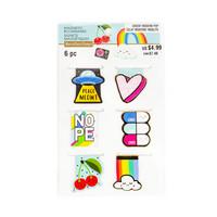 Modern Pop Ufo Magnetic Bookmarks  - kirjanmerkit