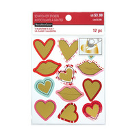 Scratch-Off Stickers: Valentine 1
