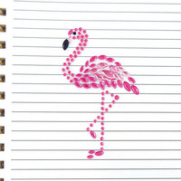Coastal Village Bling: Flamingo - koristepakkaus